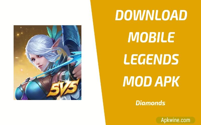 Mlbb Mod Diamond Apk 2021 Download Free For Android Apkwine